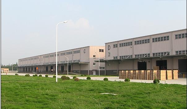上海泰能钢结构建筑工程有限公司