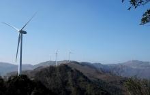 龍塘山電場