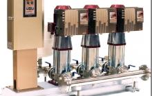 XQ恒压变频给水设备