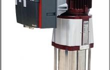 XL立式多级不锈钢水泵