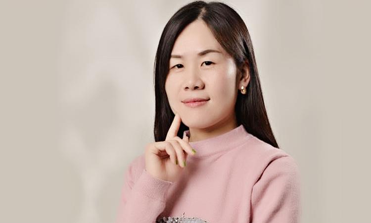 职业生涯咨询师、DISC报告分析师、HRD 李媛