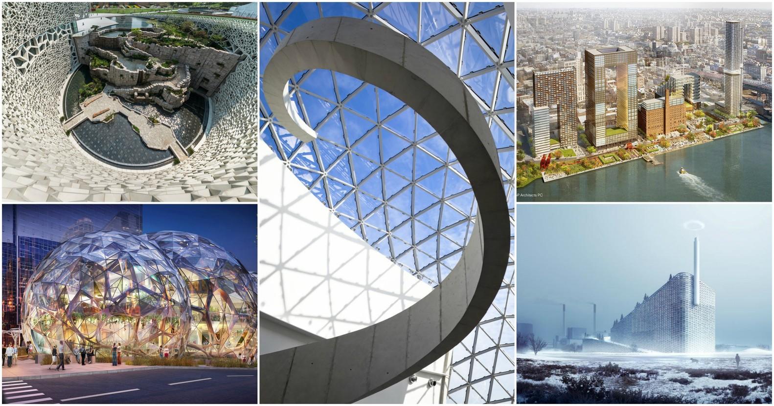 【盘点】这5家建筑事务的创新能力堪称全球最佳