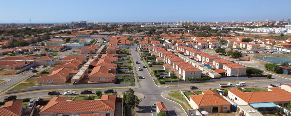 施工项目遍布安哥拉的罗安达,卡希托,洛比托,卢埃纳,索约,绍里木等多